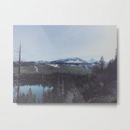 Mt. Washington Metal Print