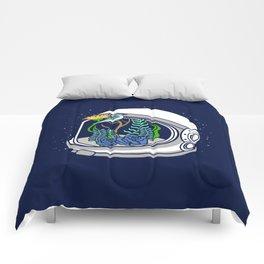 Astro Flowers Comforters