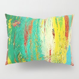 All That We See by Nadia J Art Pillow Sham