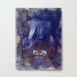 VEST - 017 Metal Print
