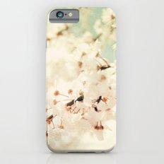 BRAVE LITTLE BLOSSOMS iPhone 6s Slim Case