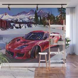 Travel In Style Collection - III Wall Mural