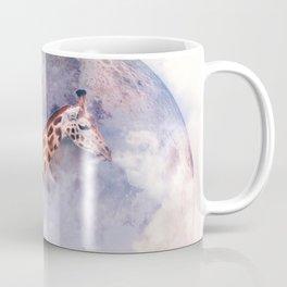 Get the moon Coffee Mug