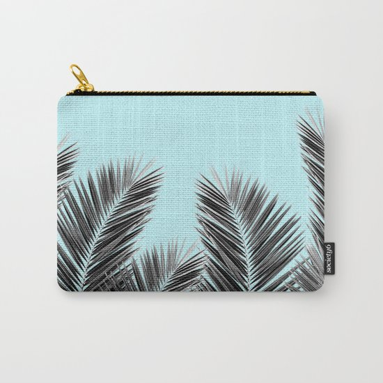 Clear Palm Skies Carry-All Pouch