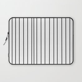 Strips 1-line,band,striped,zebra,tira,linea,rayas,rasguno,rayado. Laptop Sleeve