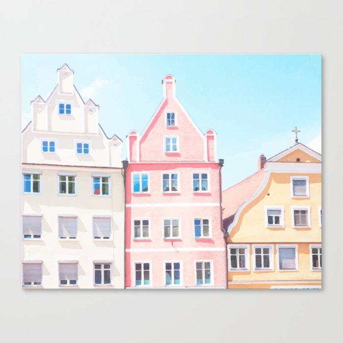 House 2 Canvas Print