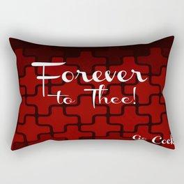 Gamecocks! Rectangular Pillow