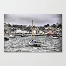 little boat Canvas Print