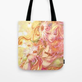 Bee's lady Tote Bag