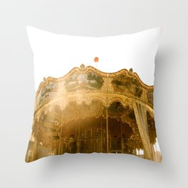 Enjoy! Throw Pillow