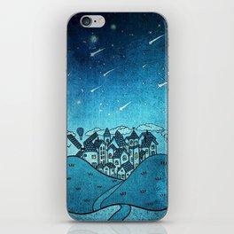 La Noche de las Estrellas iPhone Skin