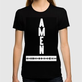 AMEN BREAK WAVE T-shirt
