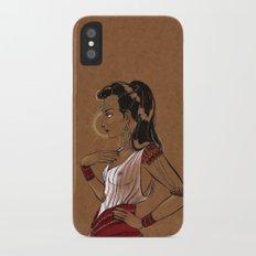 Warrior iPhone X Slim Case
