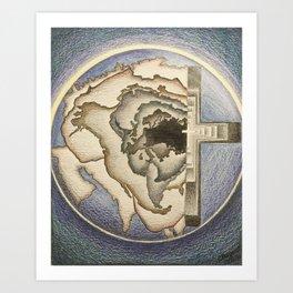 Savior of the World Art Print