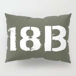 18B Special Forces Pillow Sham