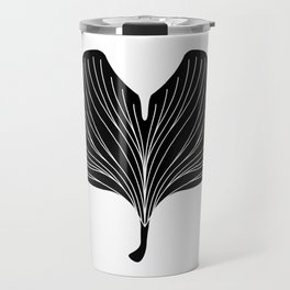 The blessing of ginkgo Travel Mug