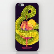 Viper on a Diet iPhone & iPod Skin