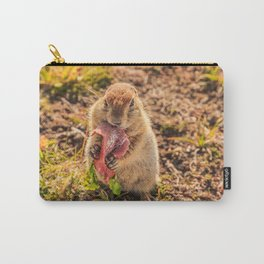 Good food makes good mood Carry-All Pouch