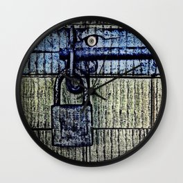 EVERY MOVE YOU MAKE Wall Clock