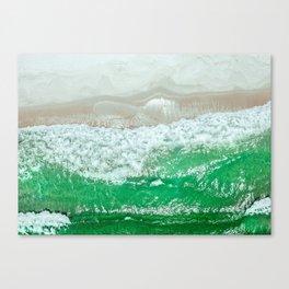Sea 15 Canvas Print