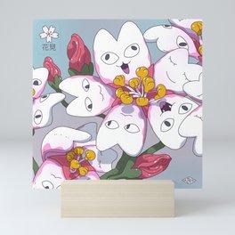 Season of Hanami Mini Art Print