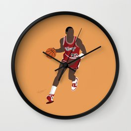 Young MJ23  Wall Clock