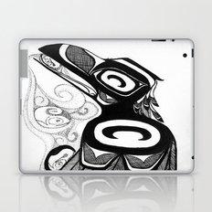 Raven Steals the Water Laptop & iPad Skin