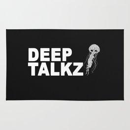 Deep Talkz Rug