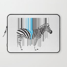 Zebra Code Laptop Sleeve