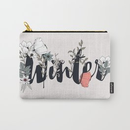 Type Winter 001 Carry-All Pouch