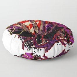Three-Headed King Pop Floor Pillow