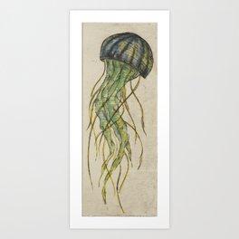 Beautiful Monster Art Print