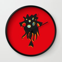 collective strength Wall Clock