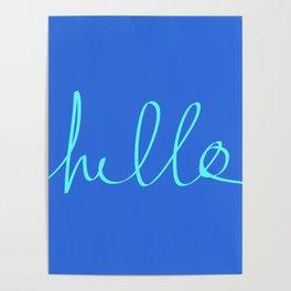 Hello, Sailor Poster