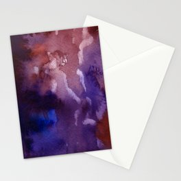 Make Purple Stationery Cards