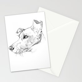 Luna in the Sun Stationery Cards