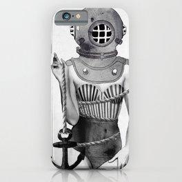 Sunken iPhone Case