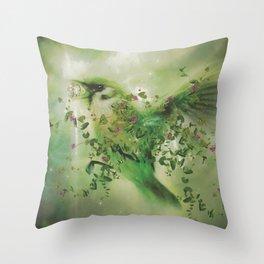 Spiritual Tanglement Throw Pillow