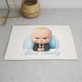 Boss Baby Rug