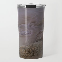 Queenslands Beach Surf Travel Mug