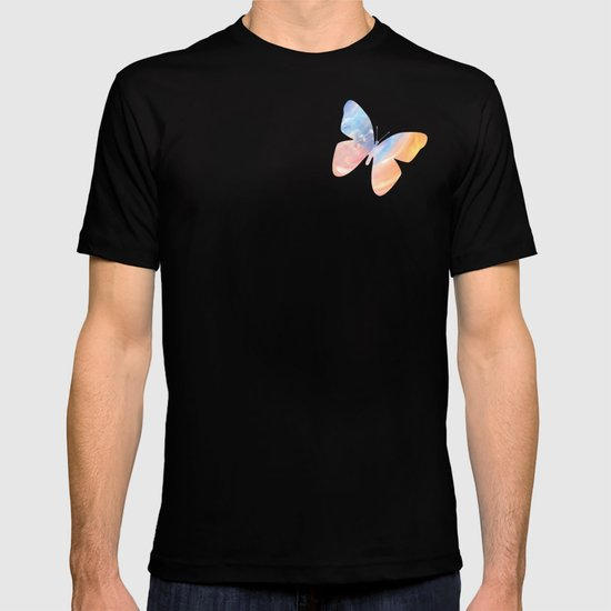 Pastel Butterfly T-shirt