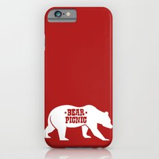 Bear Silhouette  Slim Case iPhone 6s
