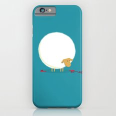 Fluffy Sheep Slim Case iPhone 6s
