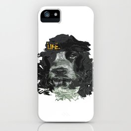DogHead iPhone Case