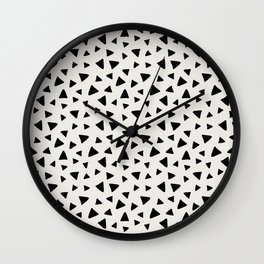 Geometric Dot Wall Clock