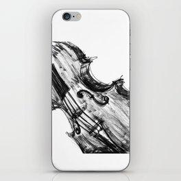 Black Violin iPhone Skin