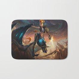 Odyssey Jinx League Of Legends Bath Mat