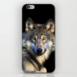 Wolf iPhone Skin