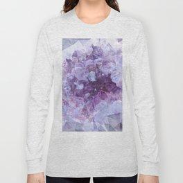Crystal Gemstone Long Sleeve T-shirt