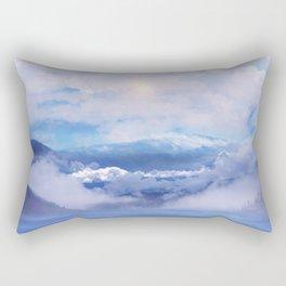 Pastel vibes 47 Rectangular Pillow